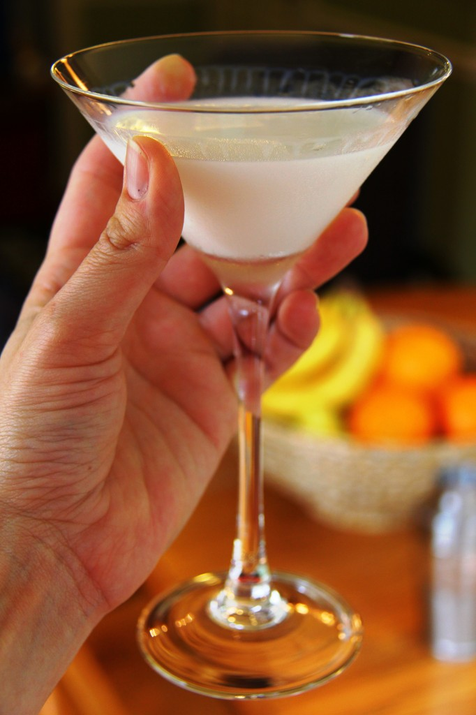 White Chocolate Martini 2