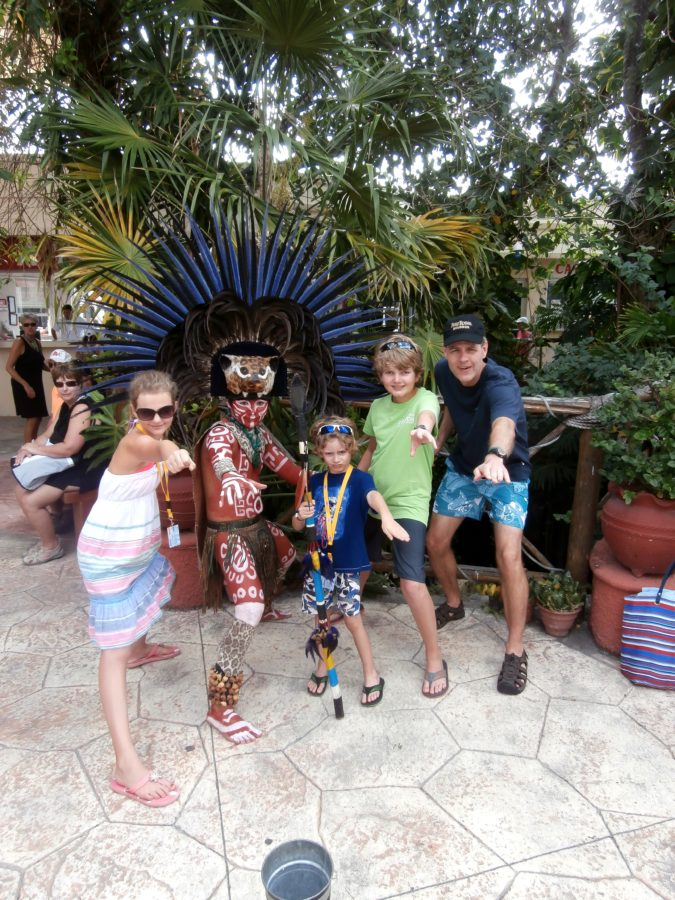 best family caribbean cruise cozumel