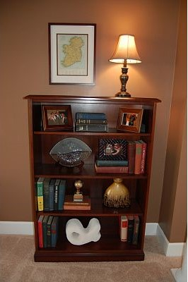 bookcase decorating ideas 2
