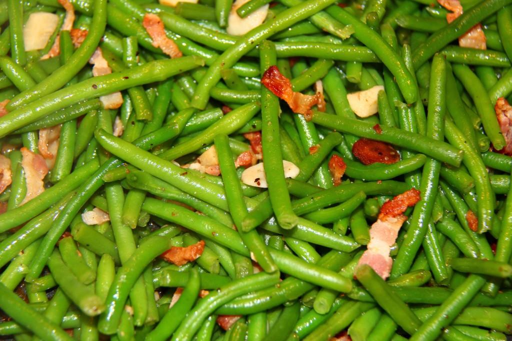 sunday supper menu green beans
