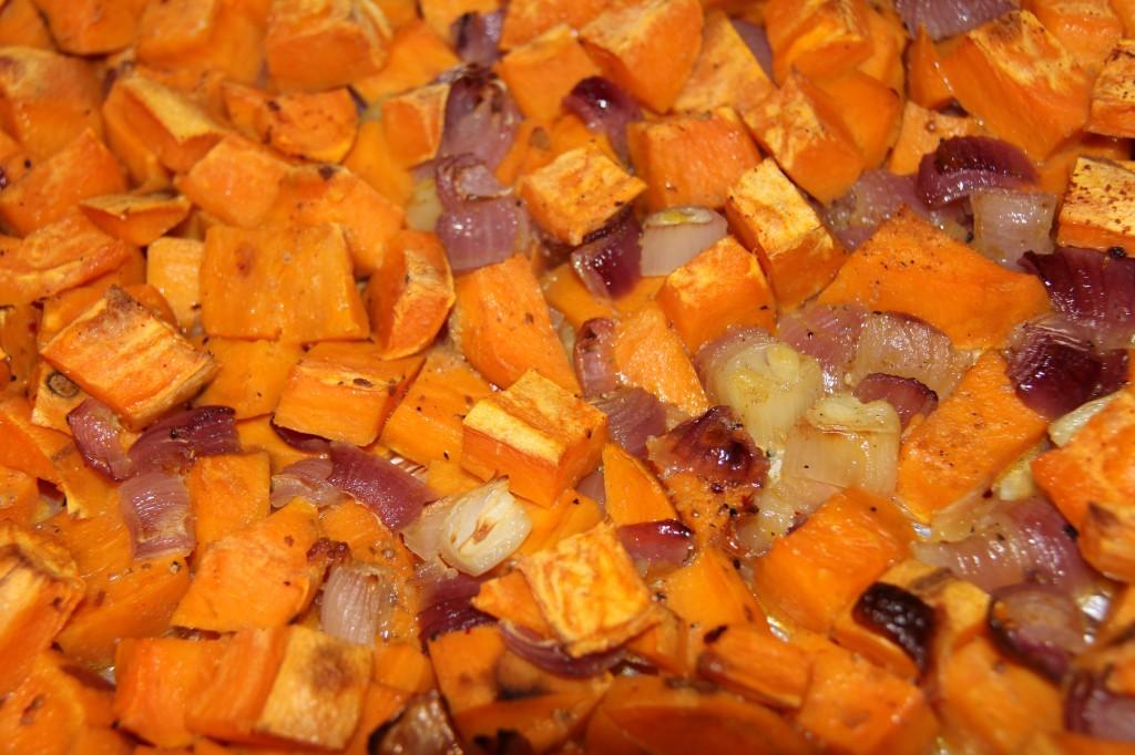 sunday supper menu sweet potatoes 2