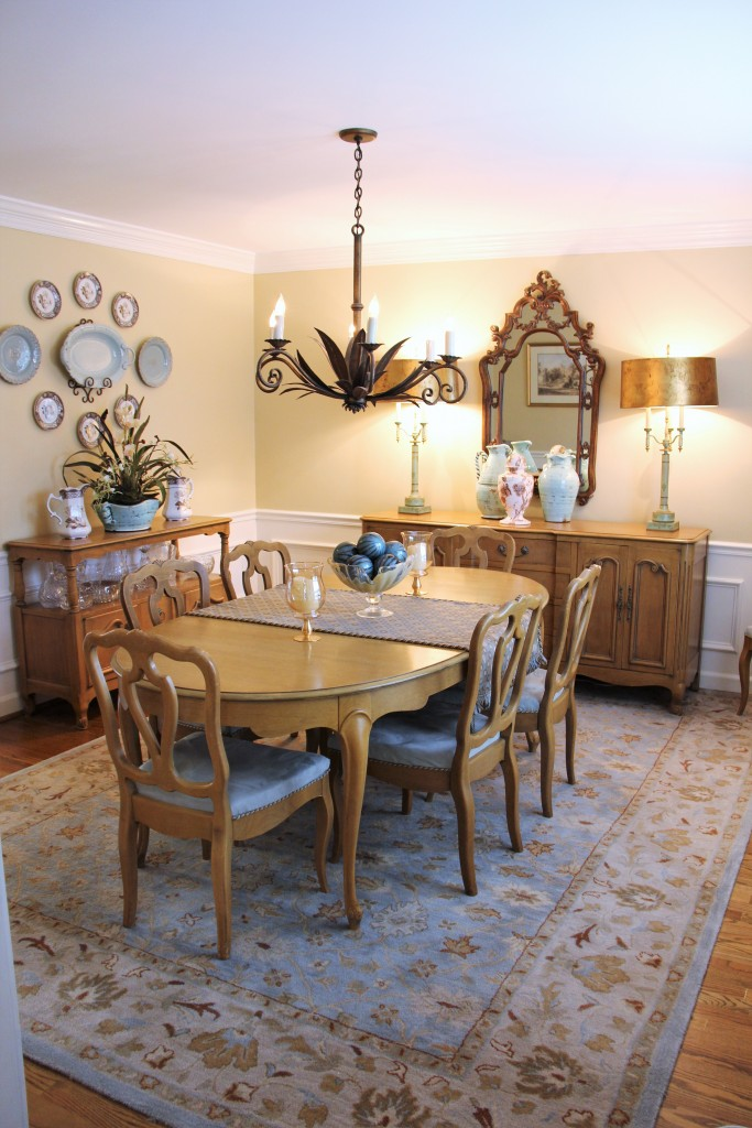antique dining room 9