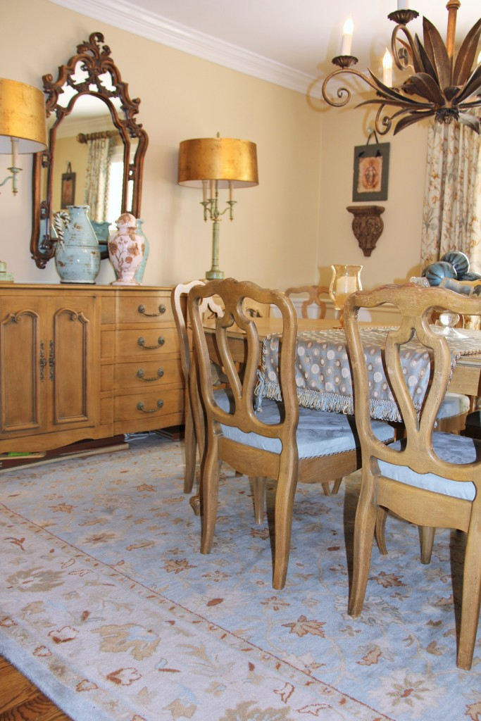 antique dining room 7
