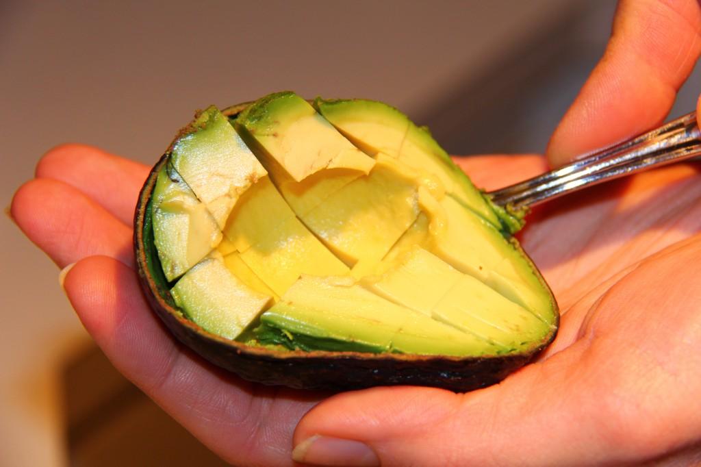 marinated avocados 9