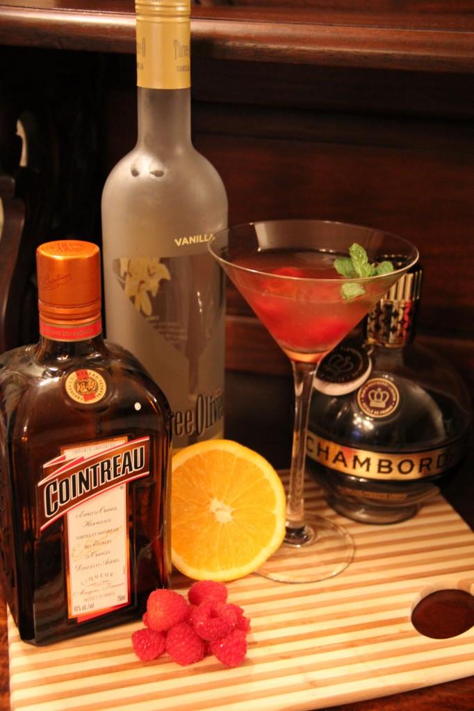 raspberry martini ingredients 4