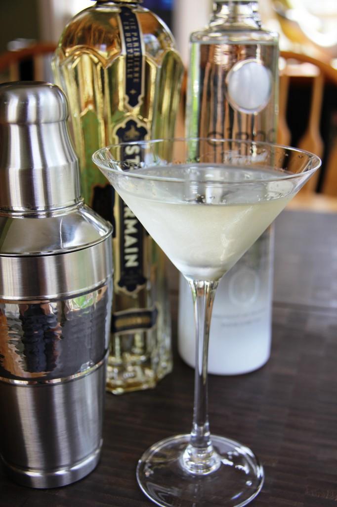 coco chanel martini