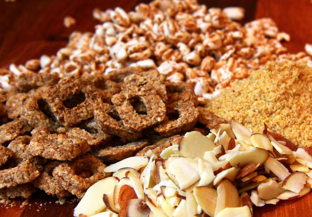 ingredients for kid friendly protein bars