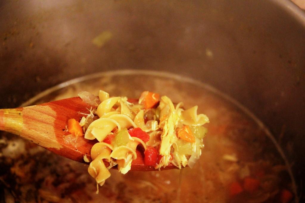 chicken noodle soup recipe 13