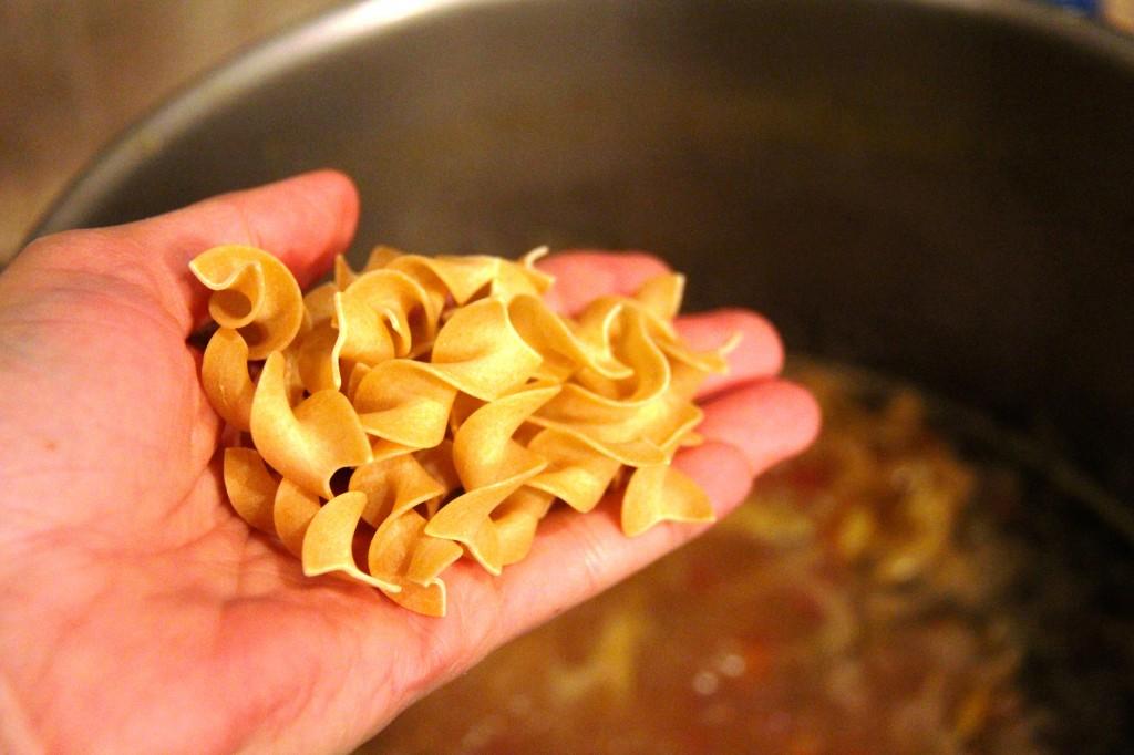 chicken noodle soup recipe pasta