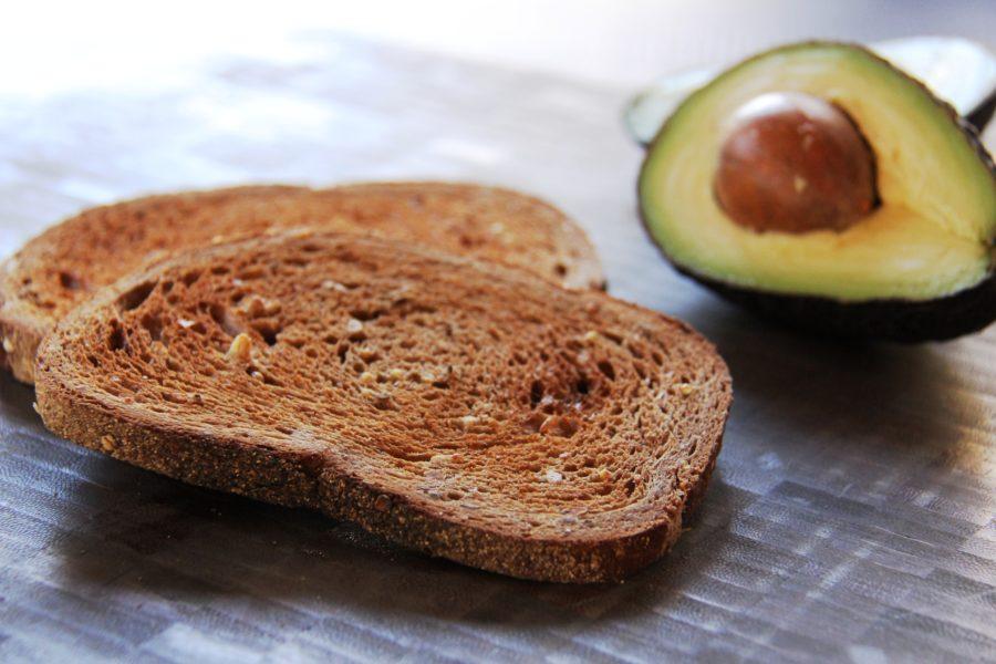 avocado Toast bread