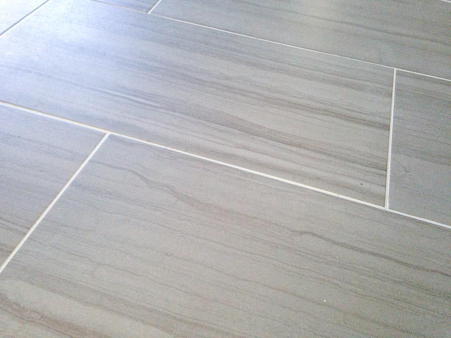 small bathroom remodel floor tile