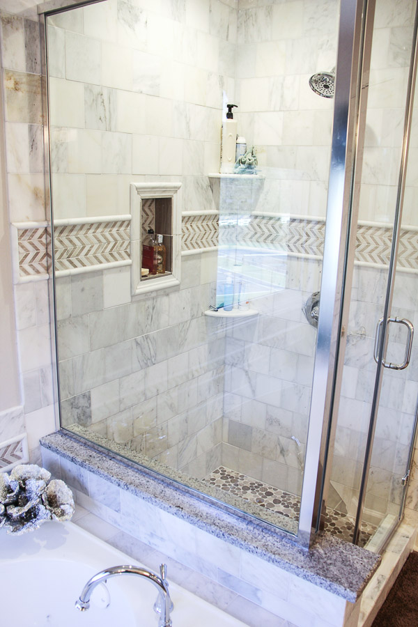 small bathroom remodel shower