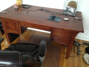 before modern historical home office 2