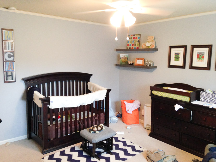 before pic for blue orange nursery 3
