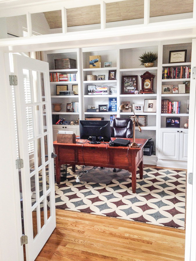 modern historical home office 2