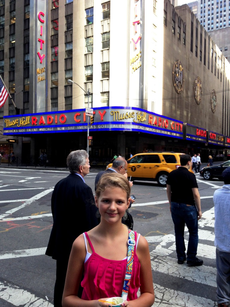 mother daughter trip to nyc 6