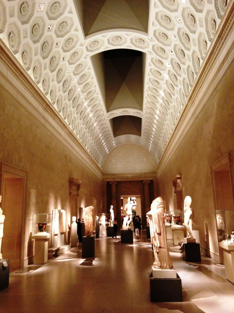 mother daughter trip to nyc met museum