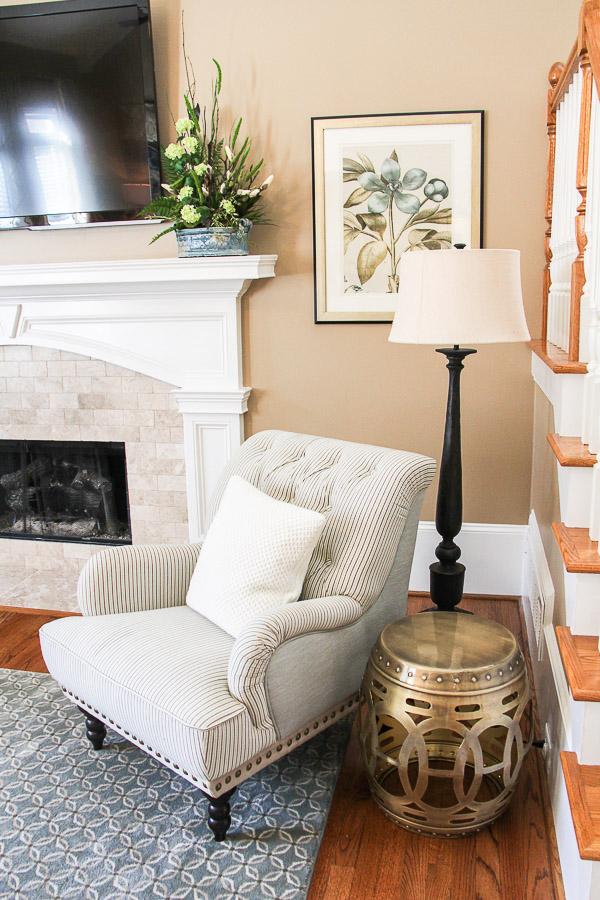 welcoming living room design 1