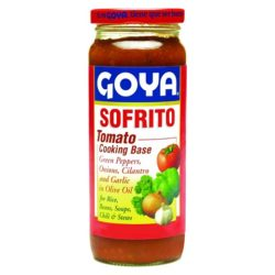 sofrito for easy chicken and yellow rice recipe