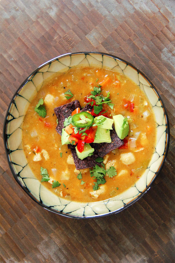 texas tortilla soup 1