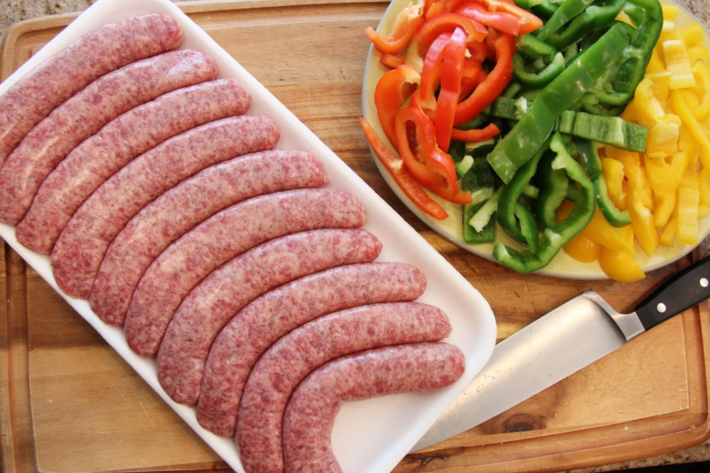 Brats & Peppers