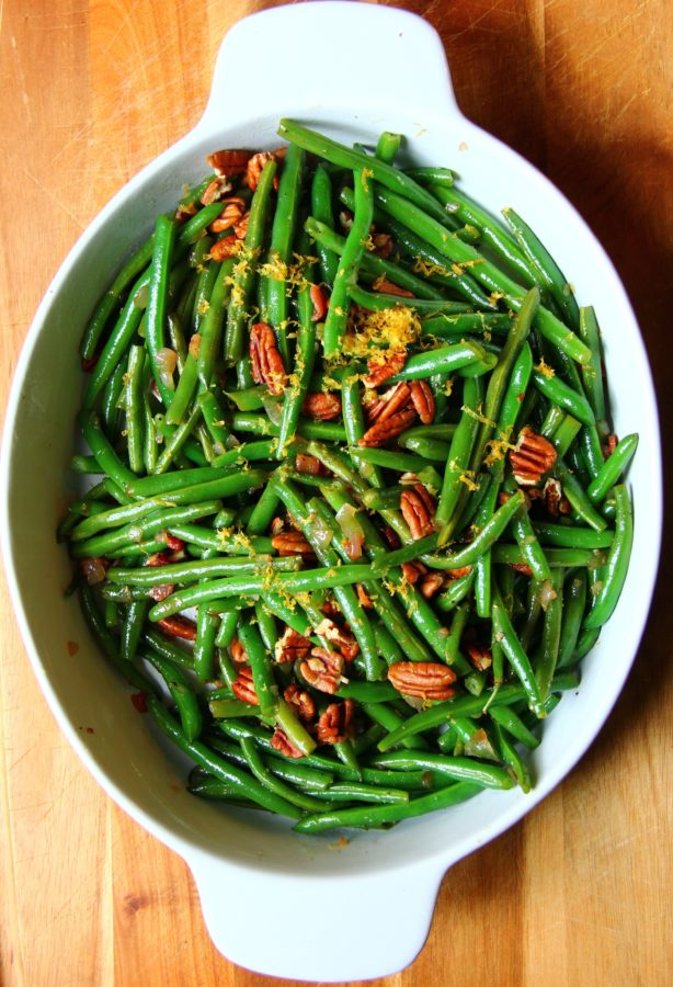 Zesty Maple Green Beans 5