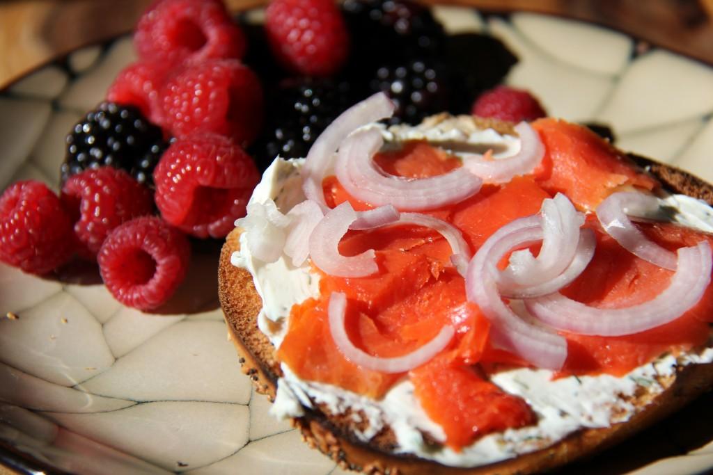 cream cheese spread for salmon 4