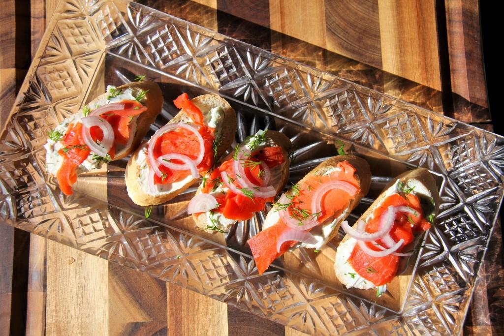 cream cheese spread for salmon 2