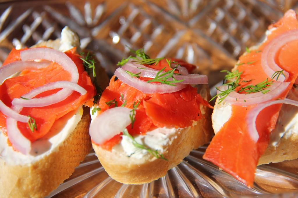 cream cheese spread for salmon 3