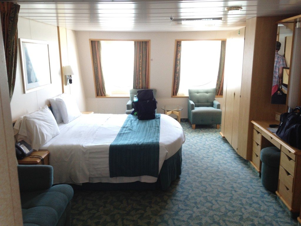 stateroom on best family caribbean cruise