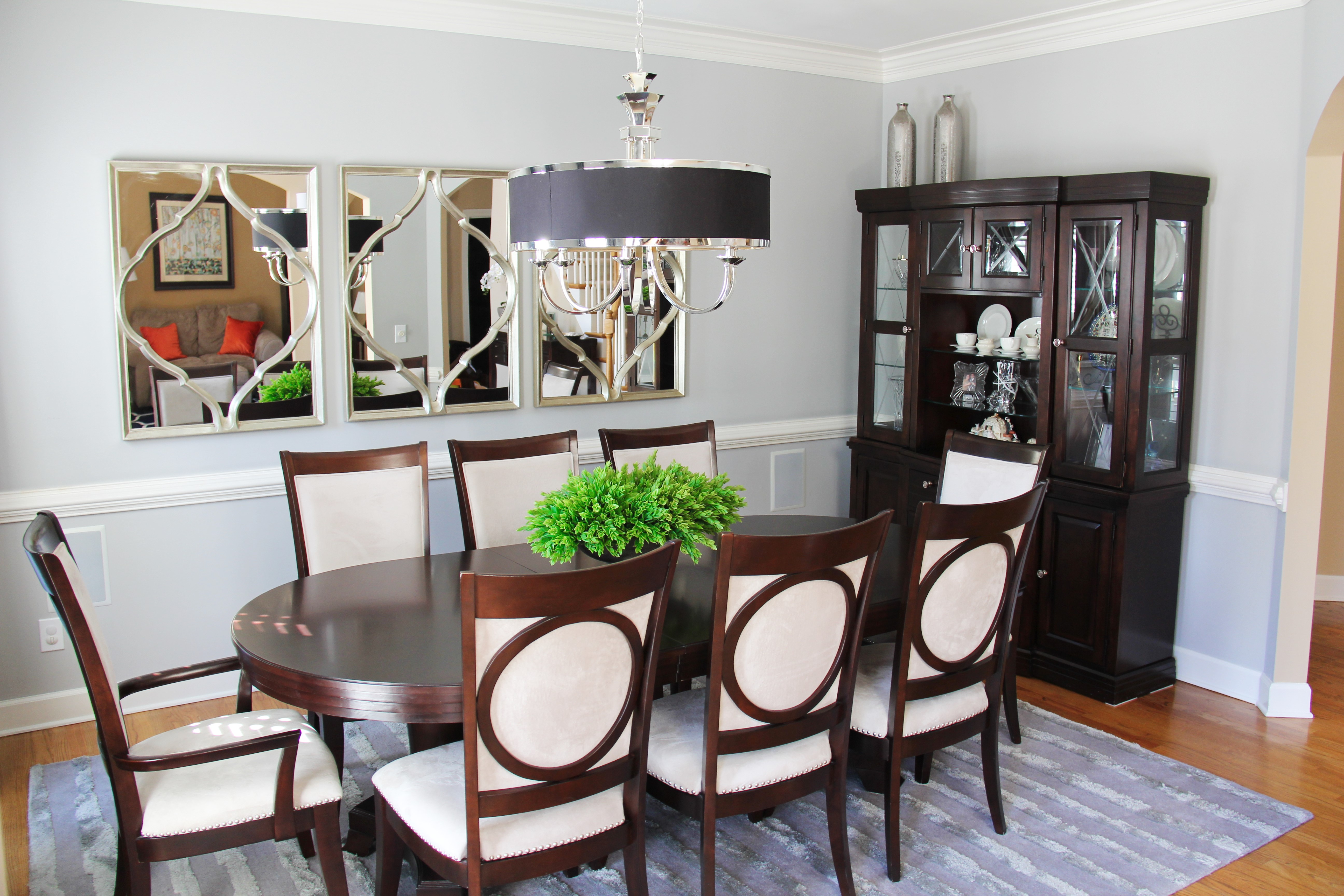 Quick Dining Room Makeover 4