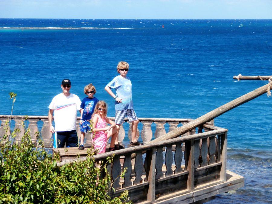 family caribbean cruise ports 8