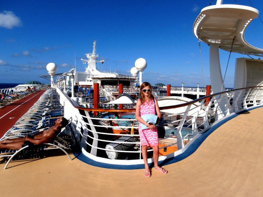 Best family caribbean cruise pool