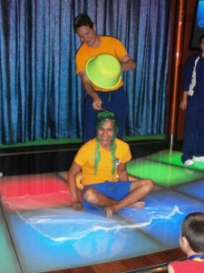 best family caribbean cruise kids club