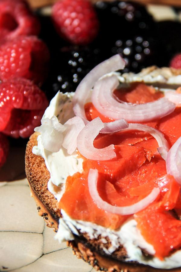 cream cheese spread for salmon 1