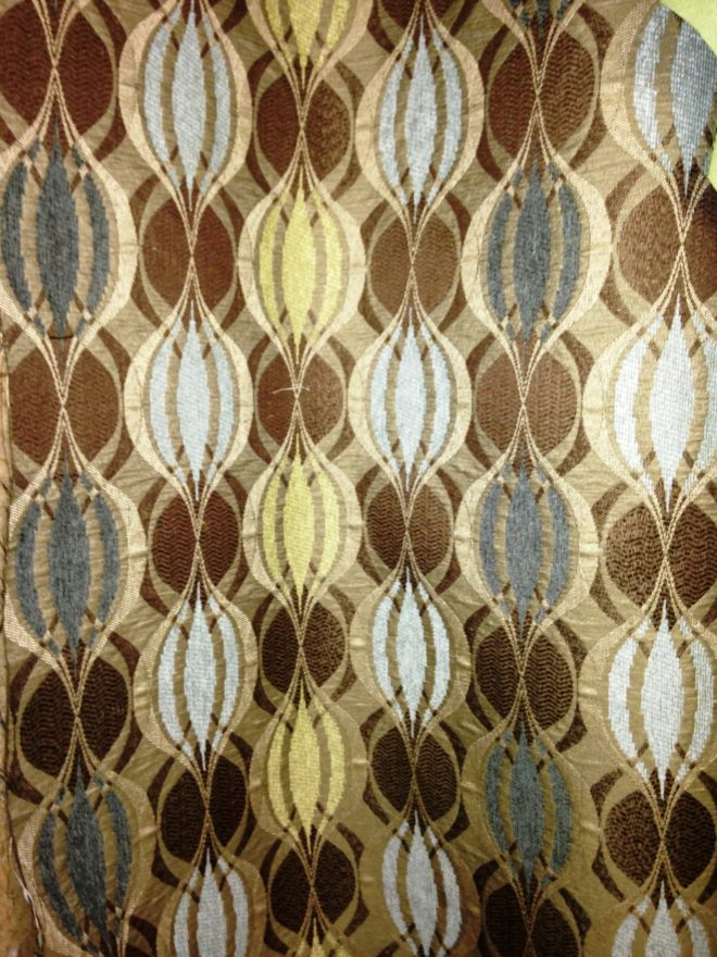 casual dining room fabric