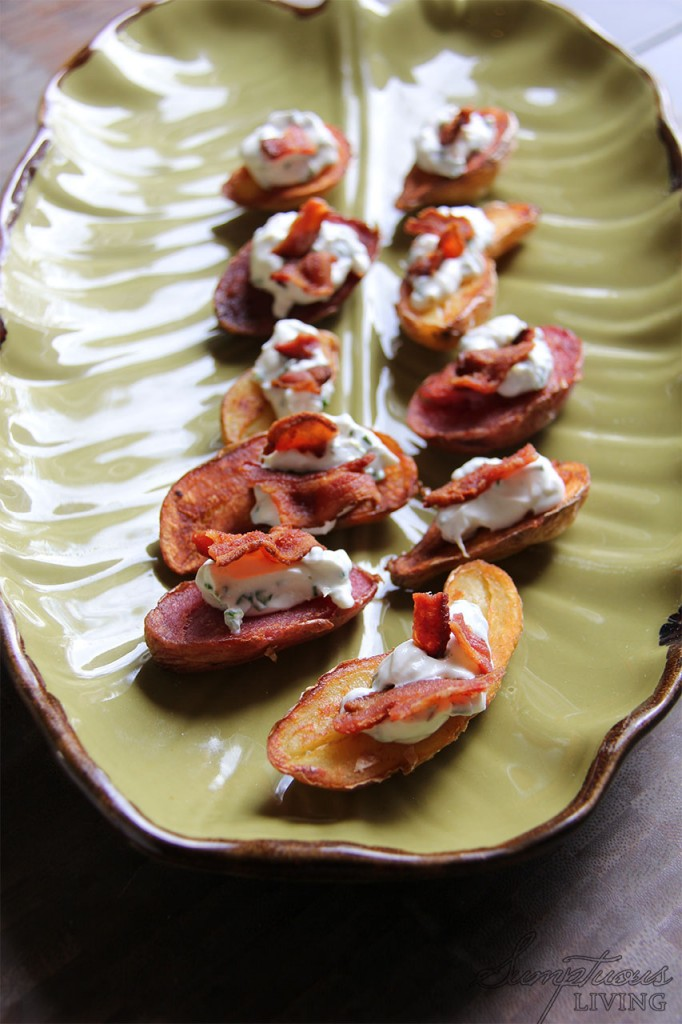 fingerling potato appetizer 4