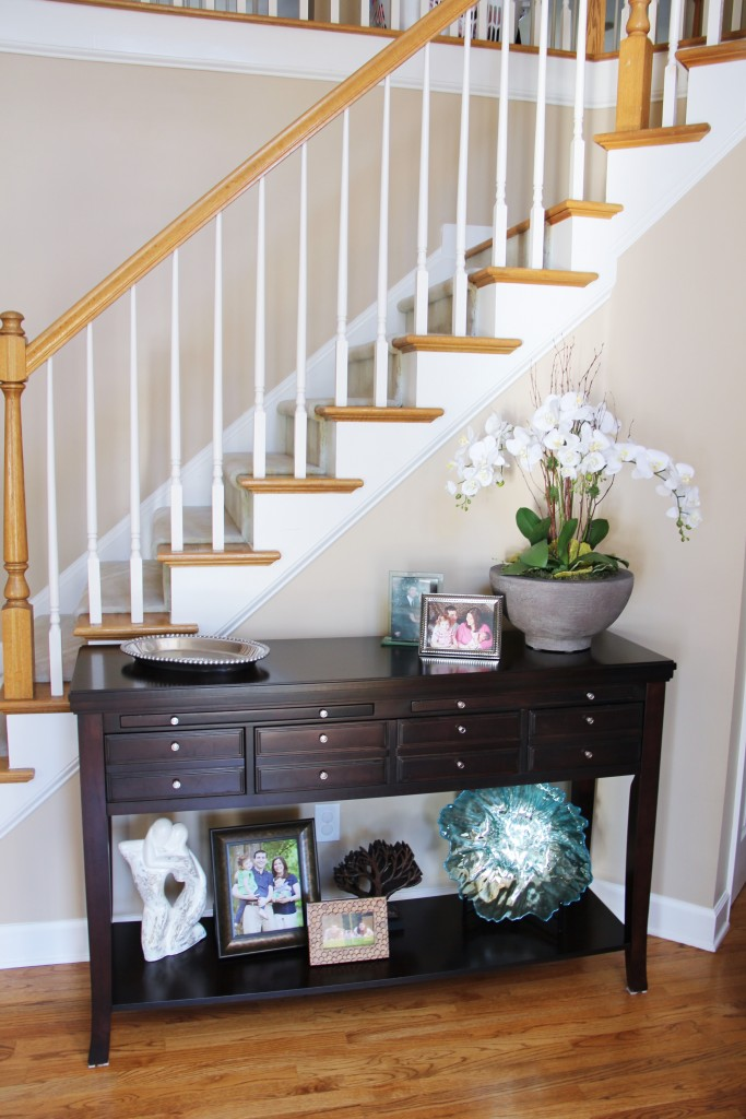 decorating a tall entryway 7