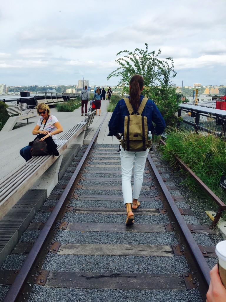 girls trip to new york Highline 5