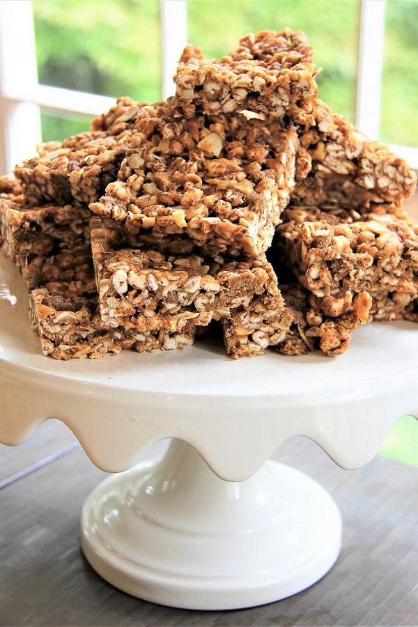 healthy treats recipes