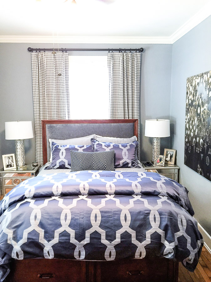 Design Tricks For A Small Master Bedroom | Sumptuous Living