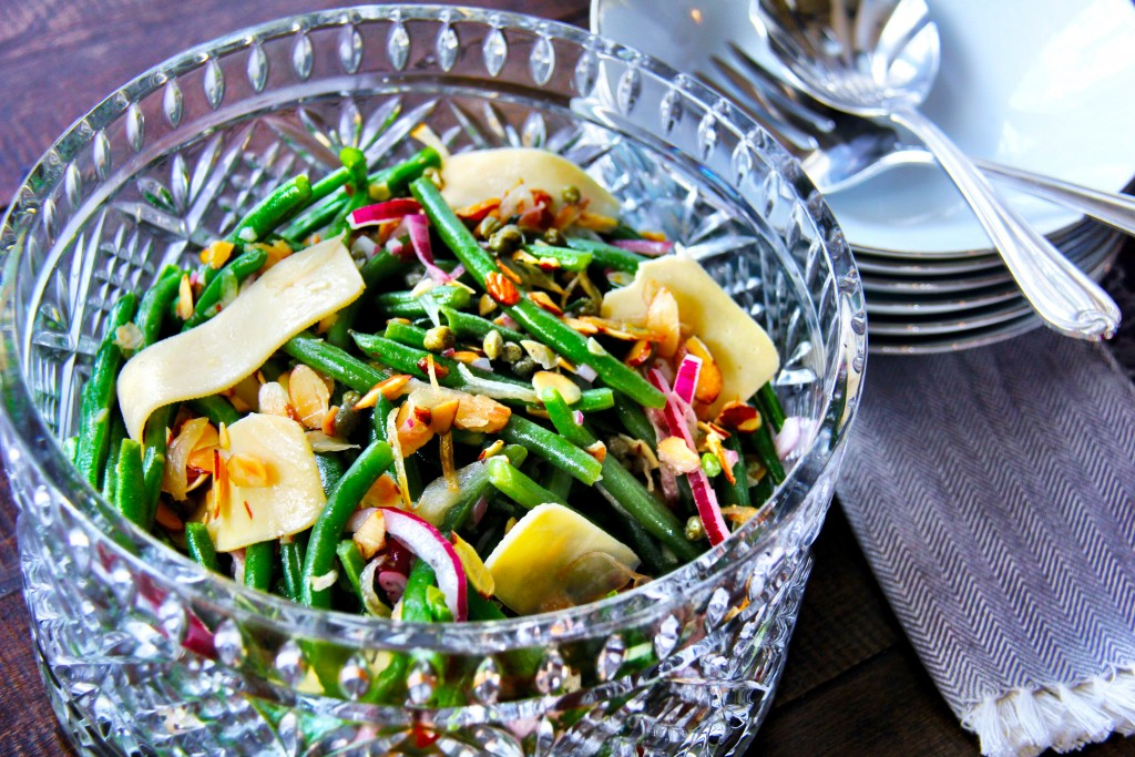 Green Bean Salad 1