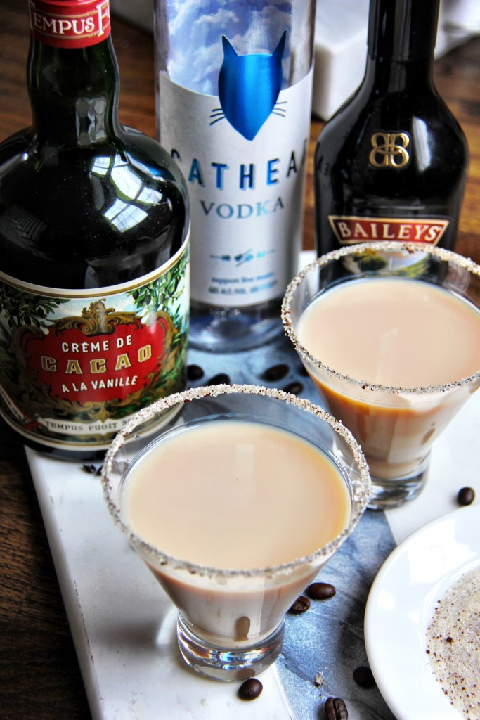 Irish Coffee Martini 3