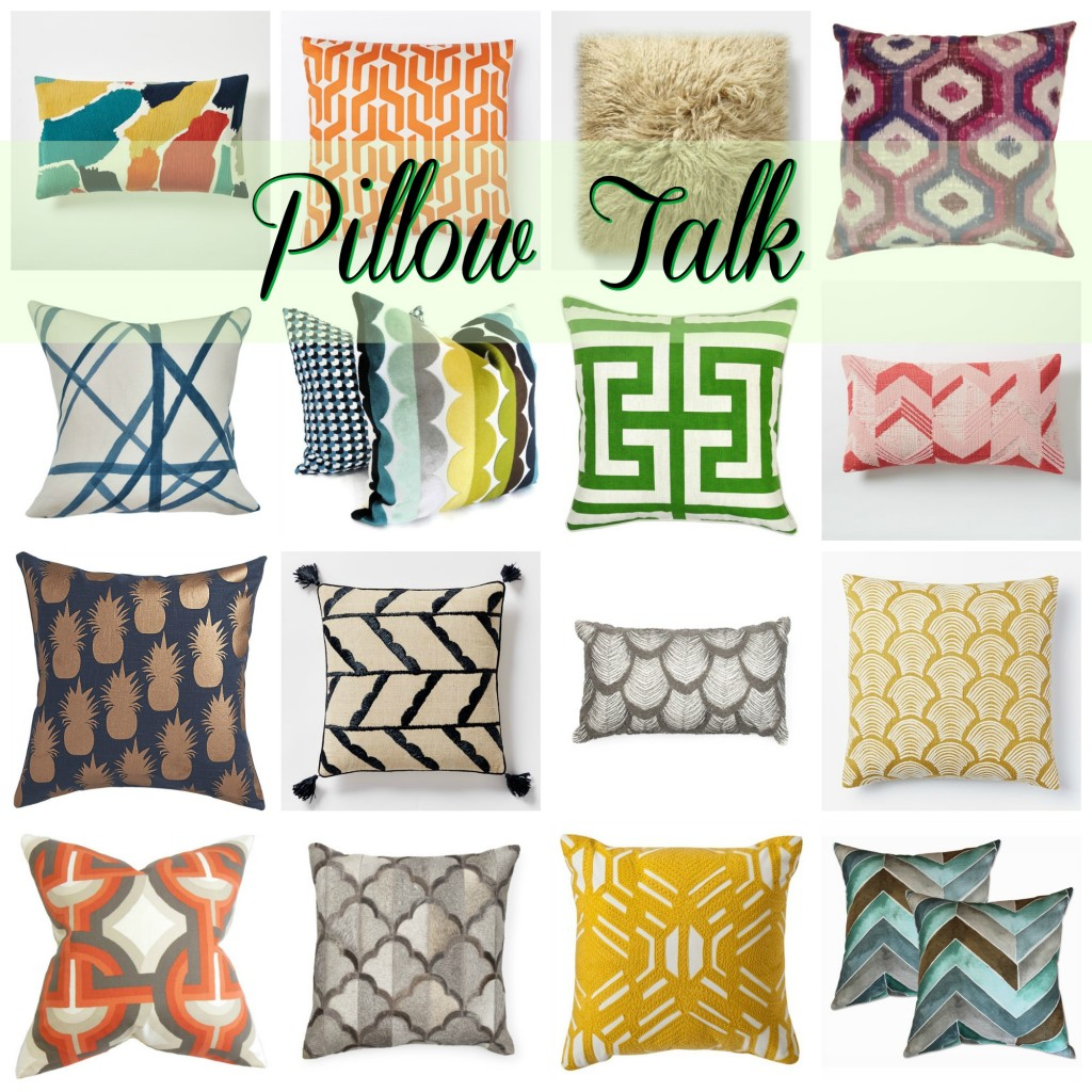 Throw Pillows 1