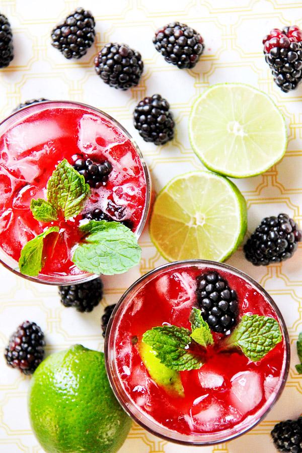 blackberry mojito 1