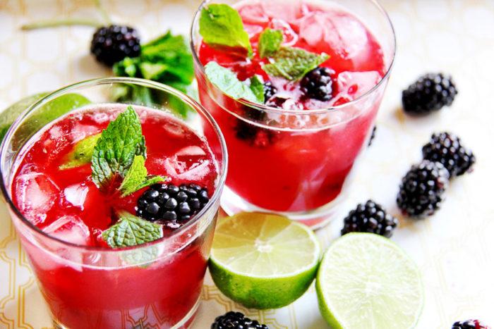 blackberry mojito 2