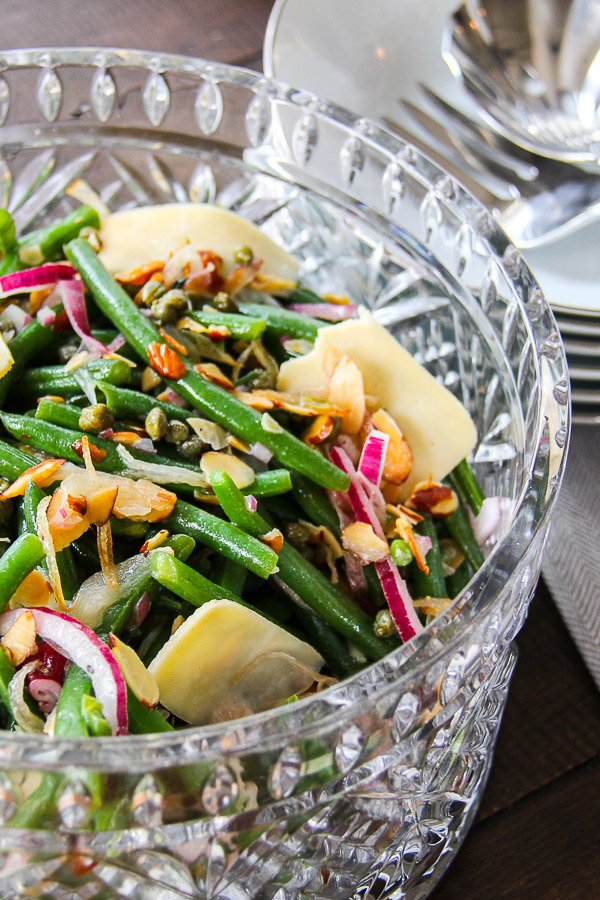 green bean salad 8