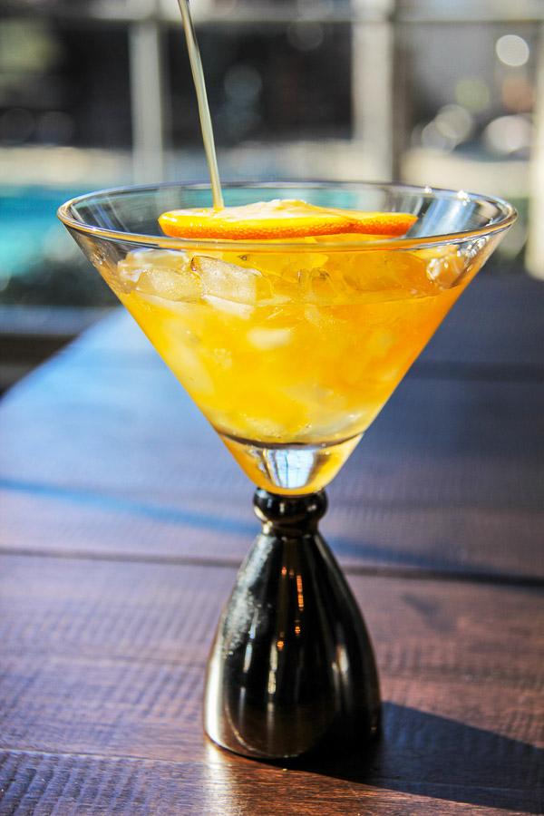 skinny rum cocktail 1