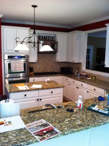glitzy kitchen design 4