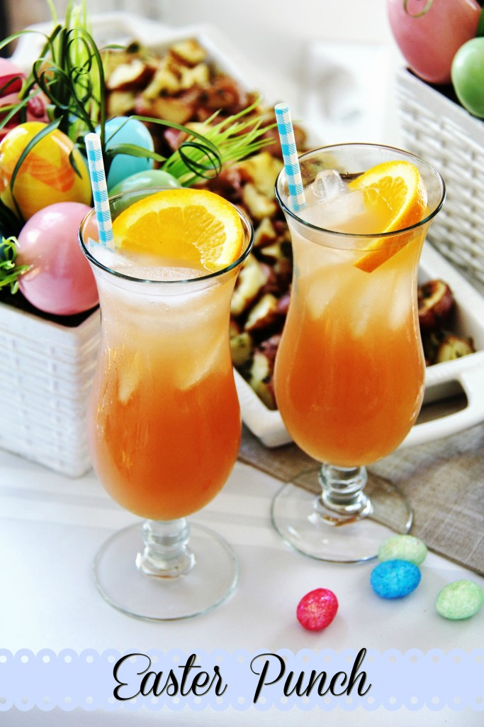 Easter Punch 1